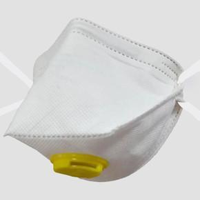 FFP1 Tekli Ventilli Toz Maskesi