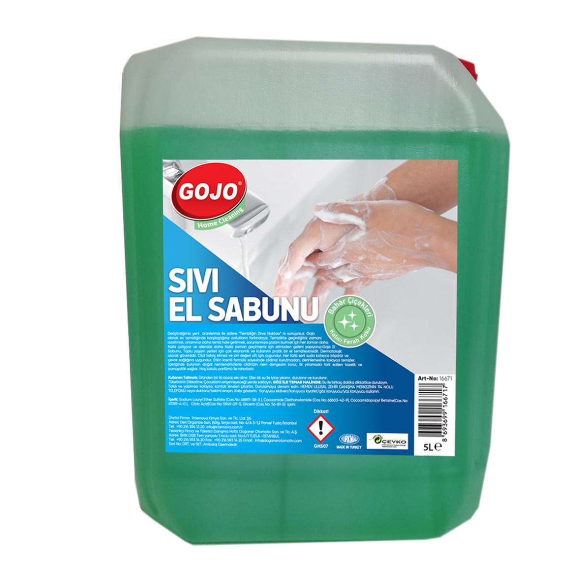 Sıvı El Sabunu 5 L