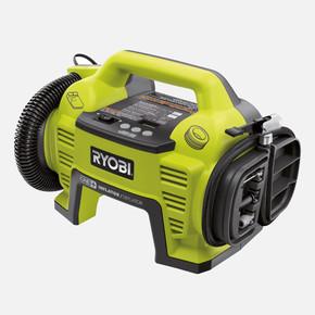 Ryobi 18V R18I-0 Akülü Oto Kompresörü (Akü Hariç)