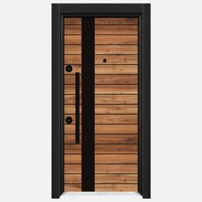 KY560 Çelik Kapı Sol