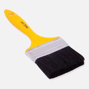 No:1 Arya Yağlı Boya Fırça Plastik İnce Sap-Siyah Kıl