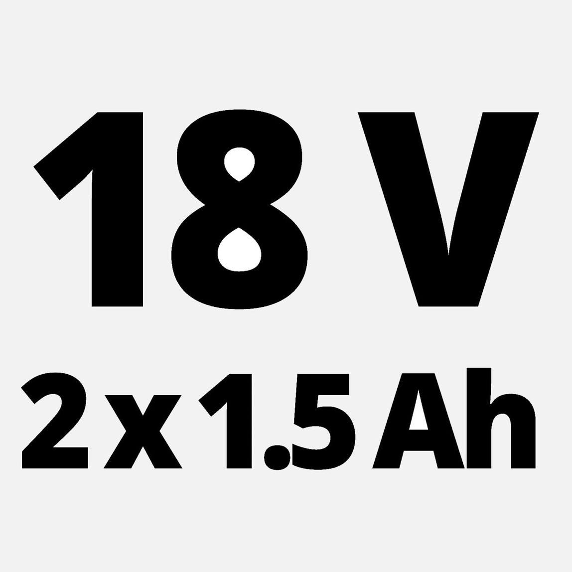 Einhell TE-CD18/2LI-Kıt Akülü Darbeli Vidalama