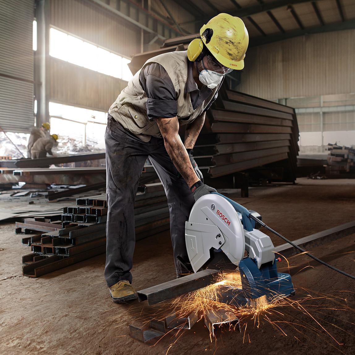 Bosch GCO 14-24J Profesyonel Metal Kesme Testeresi