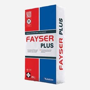25 kg Fayser Plus C1T Yapıştırıcı