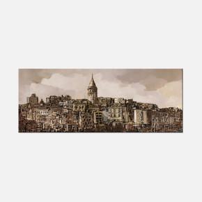 Dec-Spec 50x150 cm Kanvas Tablo