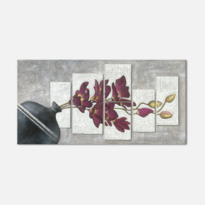 Dec-Spec 60x120 cm Kanvas Tablo