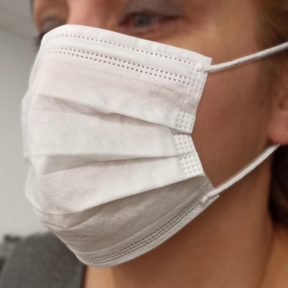 Tek Kullanımlık Telli Cerrahi Maske (50 adet)