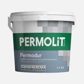 3,5kg Elyaflı Sıvı Pls.İzolas. Kaplaması Permodur Permolit