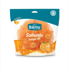 Portakal Sabunlu Banyo Lifi