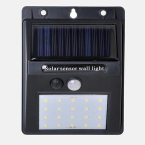 Solar Panel Sensörlü 20Led