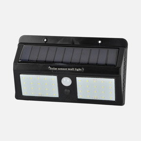 Solar Panel Sensörlü 40Led