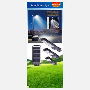 Solar Panel Sokak Lambası 50W