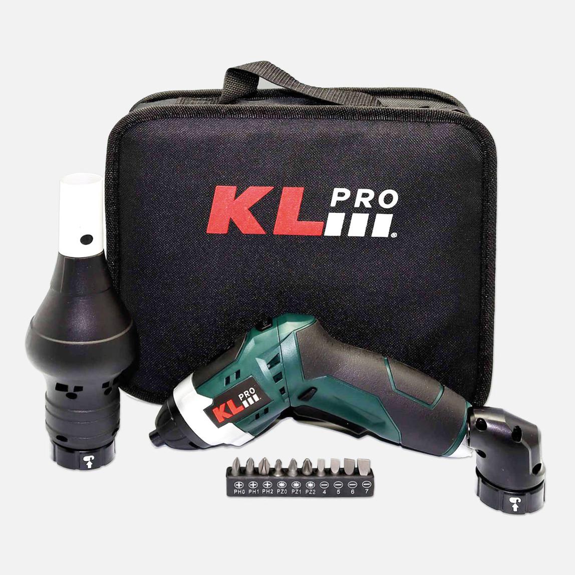 KL Pro KLMN3413 3.6V Şarjlı Vidalama