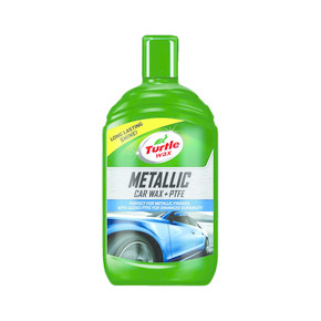 Turtle Wax Metalik Sıvı Cila PTFE 500ml