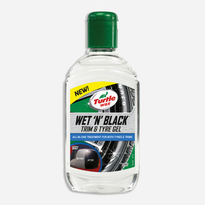 TurtleWax Lastik Parlatıcı Jel 300ml