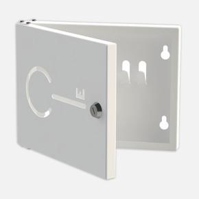 Anahtarlık Kutusu 6 Kilitli Beyaz