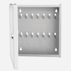 Anahtarlık Kutusu 14 Kilitli Gri