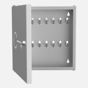 Anahtarlık Kutusu 14 Kilitli Beyaz