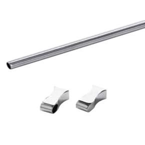 100 cm Boru Ve Bağlantı Takımı Metal
