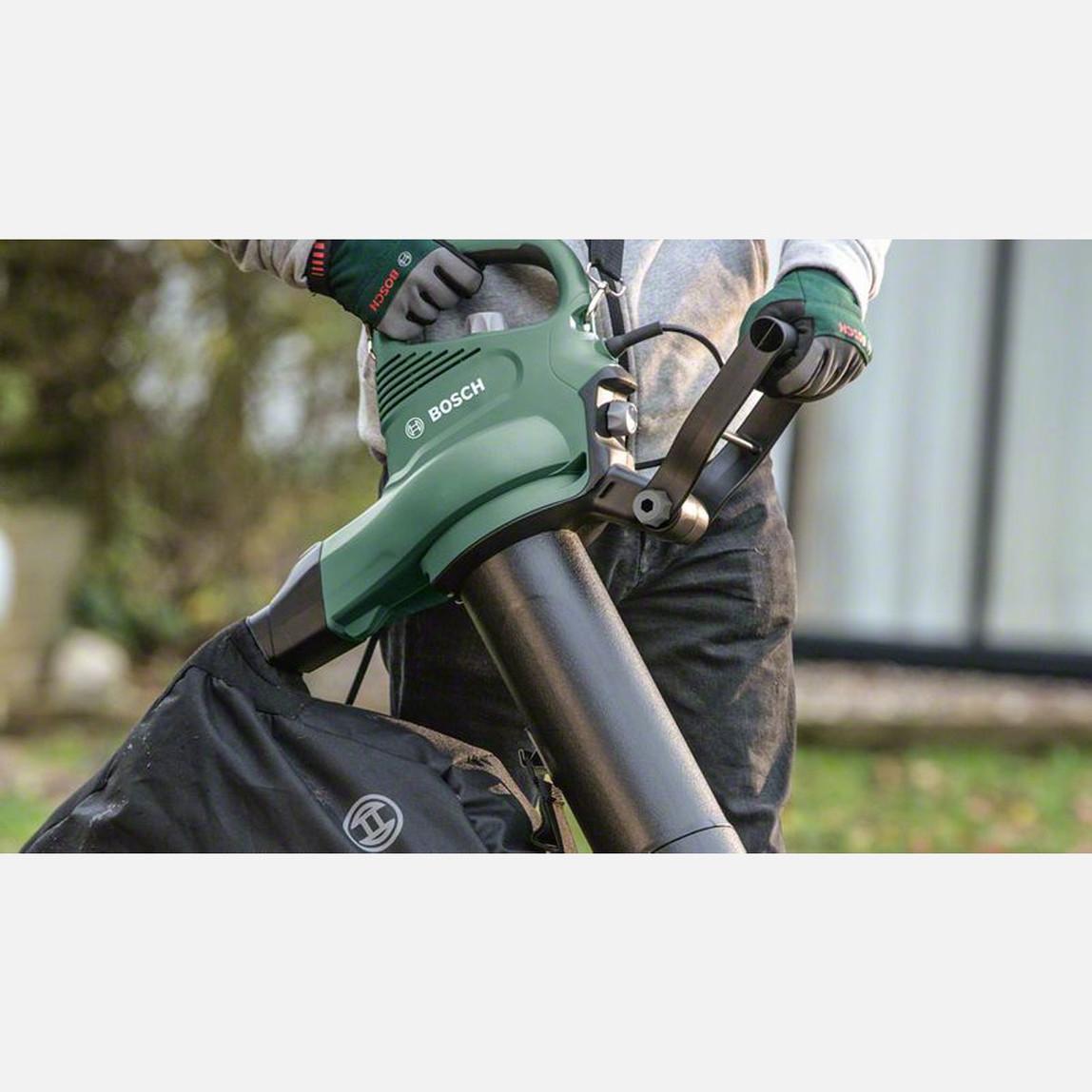 Bosch Universal Garden Tidy 40 Yaprak Üfleme ve Toplama Makinesi