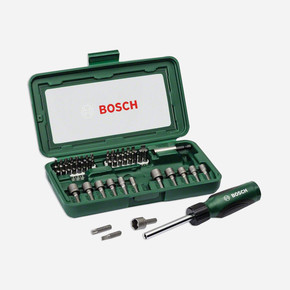 Bosch DIY 46 Parça Tornavida Seti