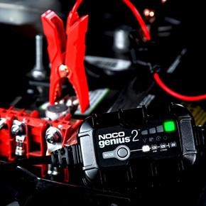 NOCO GENIUS2 6V/12V 40A Akıllı Akü Şarj ve Akü Bakım/Desülfatör