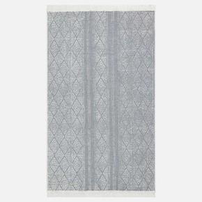 Parnes 01 Grey Pamuklu Kilim
