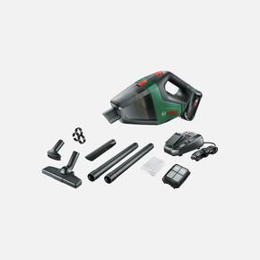 Bosch Universal Vac 18 2,5Ah.Akülü Elektrikli Süpürge