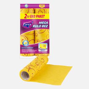 Parex Mega Rulo Temızlık Bezı 2 Lı Eko Paket
