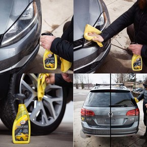 Turtle Wax Hibrid Susuz Yıkama ve Cila 750 Ml