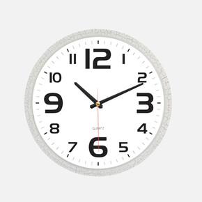 Çatlak Desenli Saat 40 cm