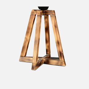 Piramit 1X60W E27 Abajur Ayağı