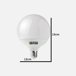 Led Globe 18W G120 Ampül Beyaz Işık