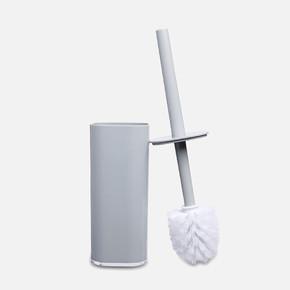 Klar Tuvalet Fırçası Gri