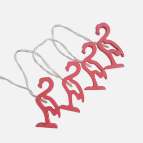 Ahşap Flamingo 165 cm Led Işık Zinciri