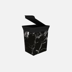 Q-Trash Çöp Kutusu Marble