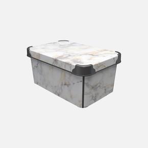 Style Box Kutu Marble 5 Lt