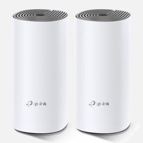 Deco E4 AC1200 Tüm Evi Kapsayan Mesh 2'li WiFi Sistemi