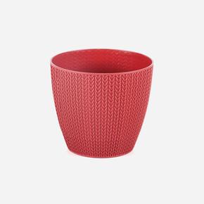 Serinova Sümela Saksı 1,4 lt Kırmızı