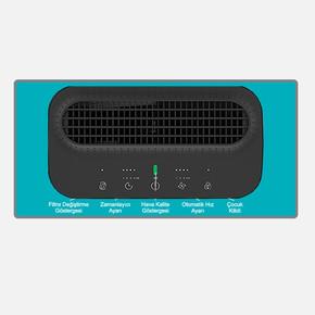 GreenTech G T-AC11 Hava Temizleme Cihazı