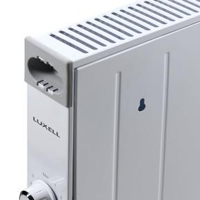 Luxell HC-2947 Termostatlı Konvektör Beyaz