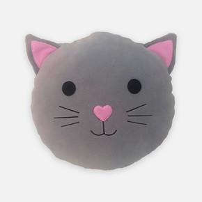 Kedi Figürlü Yastık