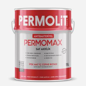 15 Litre Permomax Antibakteriyel İpek Mat İç Cephe Boyası