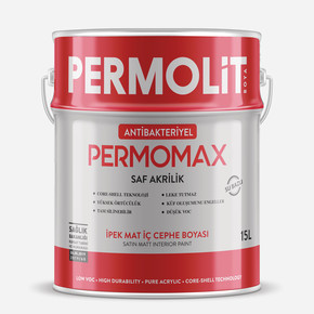 15 Litre Permomax Antibakteriyel Boya