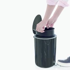 Lenox 5lt Pedallı Çöp Kovası