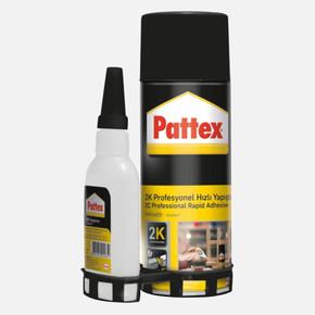 Pattex Yapıştırıcı Hızlı 2K 400ml+100ml
