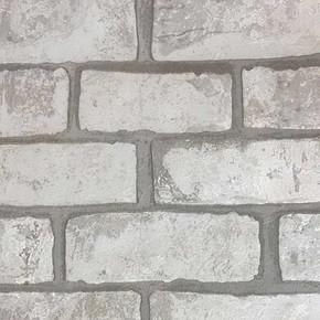 Taş Tuğla Gri Duvar Kağıdı