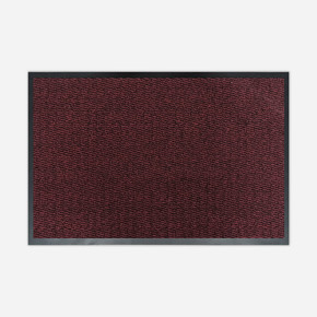 60x90 Kırmızı Leyla Halı Paspas
