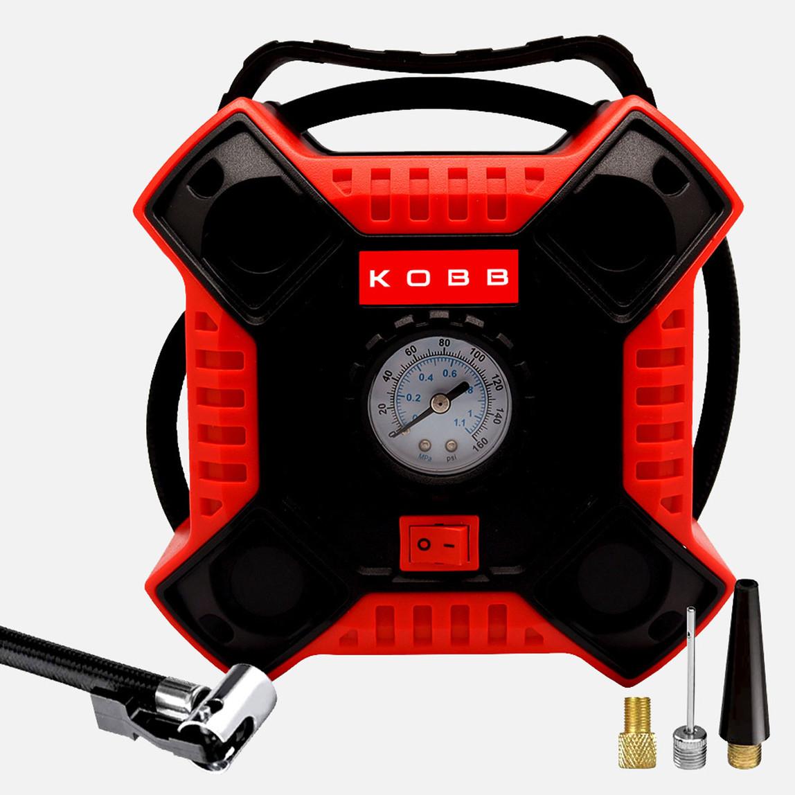 KOBB KB100 12Volt 160 PSI Analog Göstergeli Hava Pompası