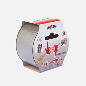 50mmx10m Duck Tape Tamir Bandı Gri Vege